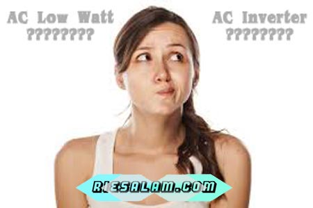 AC Inverter dan low Watt
