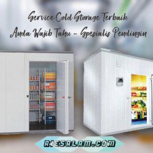 Service Cold Storage Terbaik, Anda Wajib Tahu - RPN